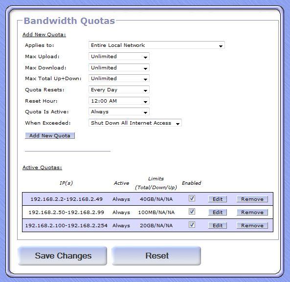 Gargoyle Router - My 2¢ - George's Blog